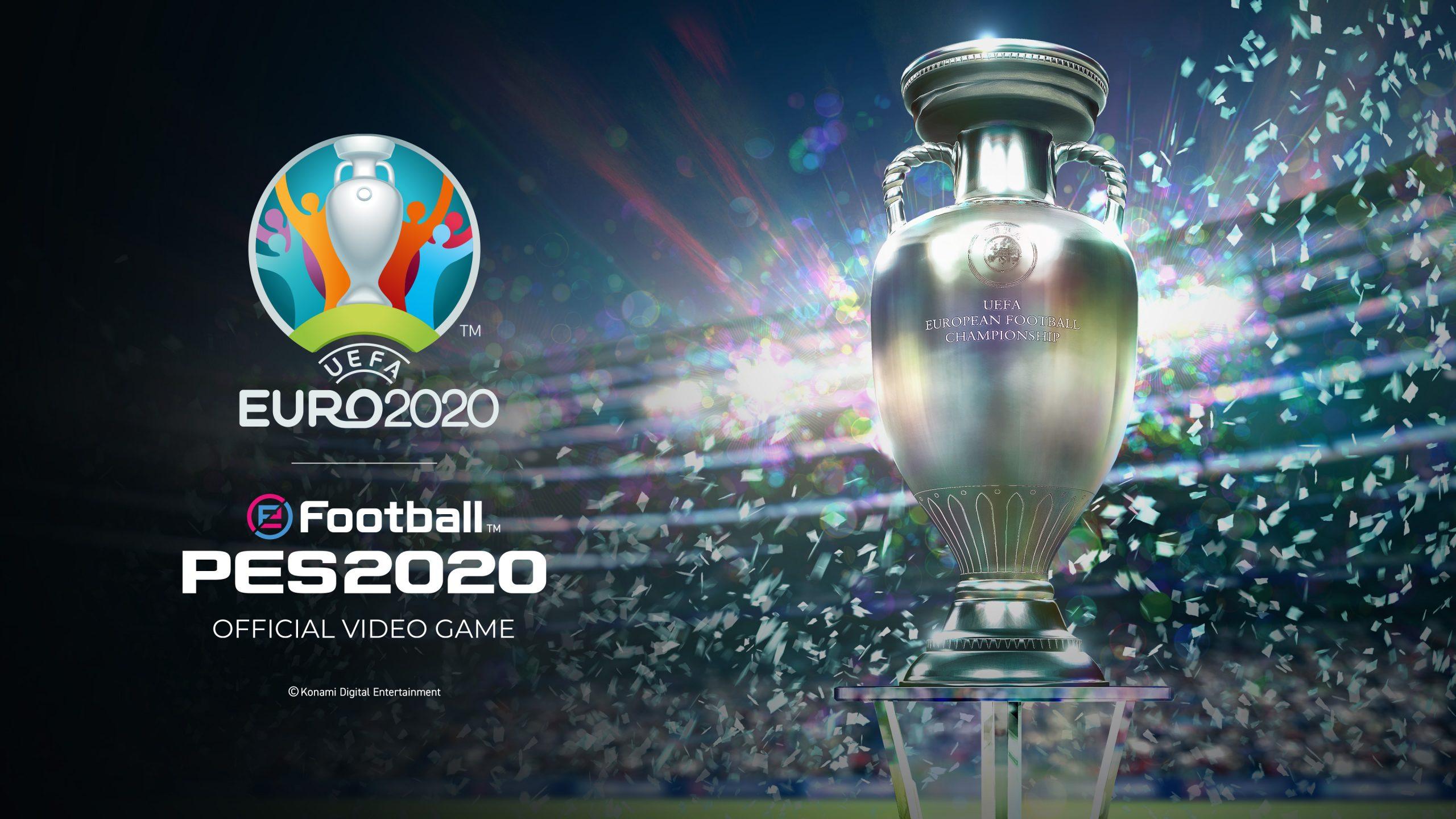 L'aggiornamento di eFootball PES 2020 sarà disponibile il mese prossimo thumbnail