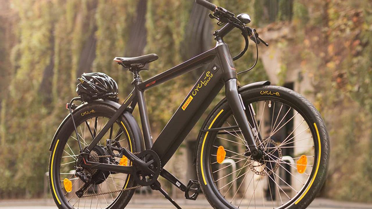 mobilità bici elettrica