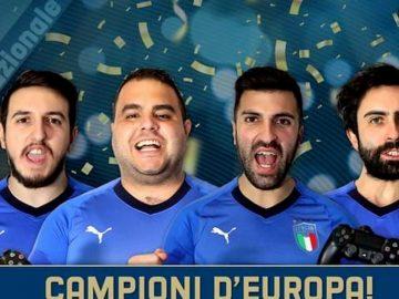 enazionale pes 2020 campioni europa