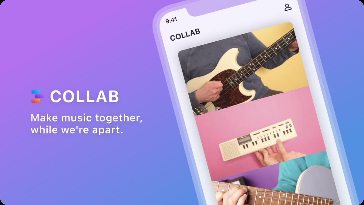 Facebook lancia Collab, l'app per collaborazioni video musicali thumbnail