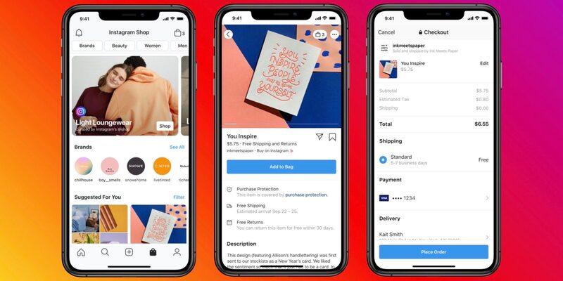 Facebook Shops, il nuovo servizio per aprire un negozio online thumbnail