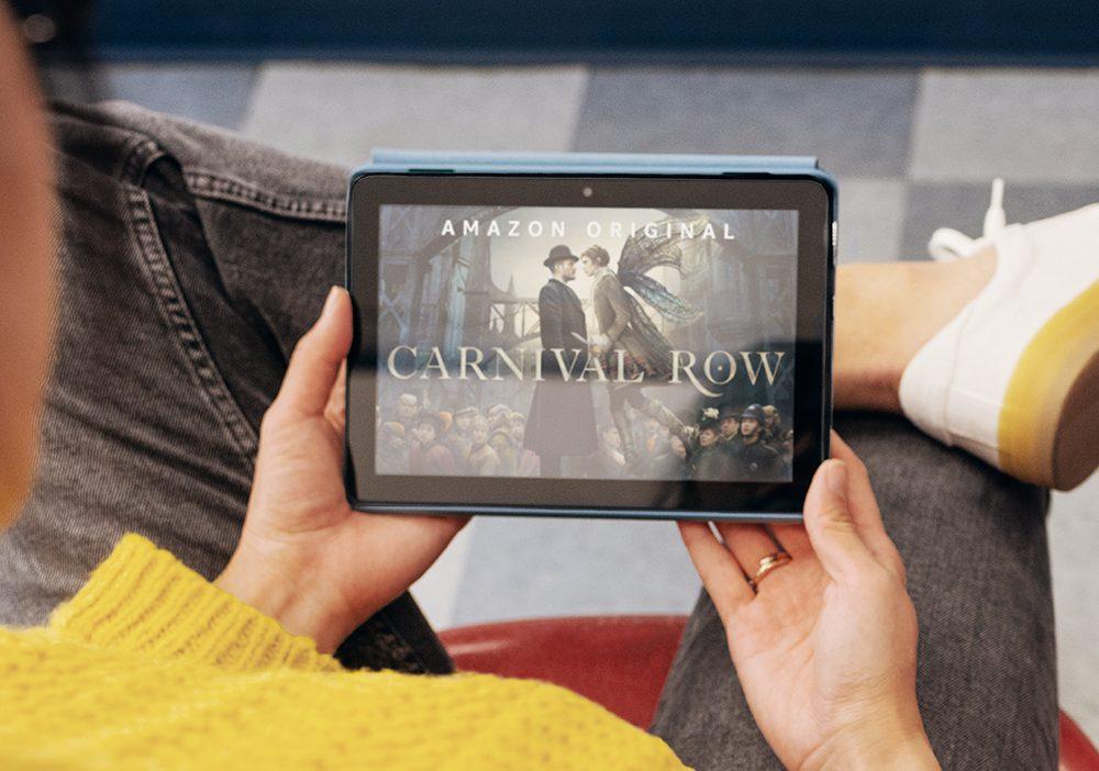 Amazon aggiorna il suo tablet Fire HD 8 thumbnail