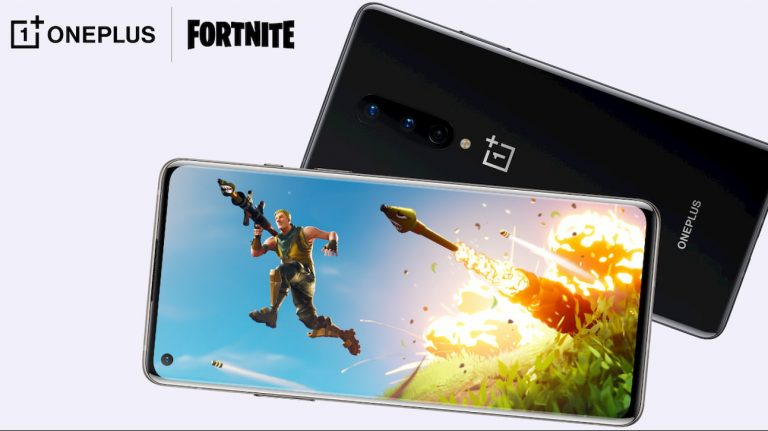 fortnite mobile oneplus smartphone