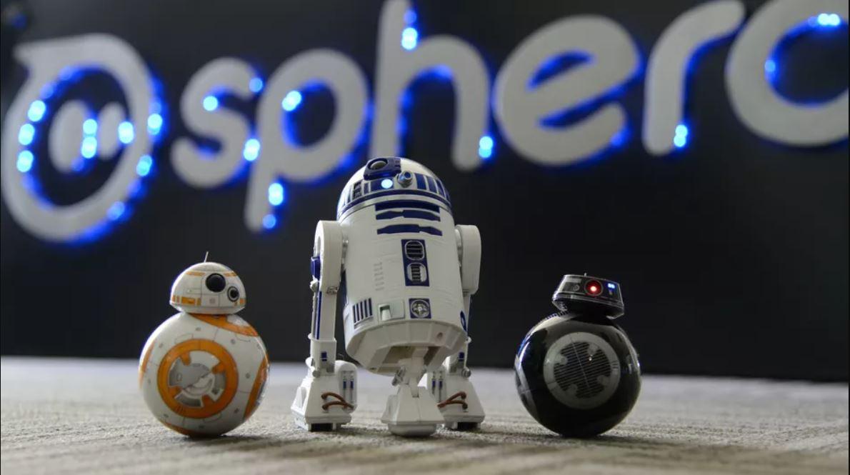 Dai giocattolo di Star Wars ai robot militari thumbnail
