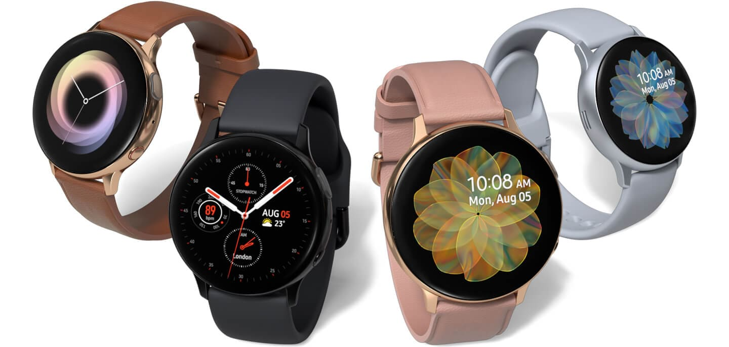 Oltre 100 € di sconto su Samsung Galaxy Watch Active 2 thumbnail