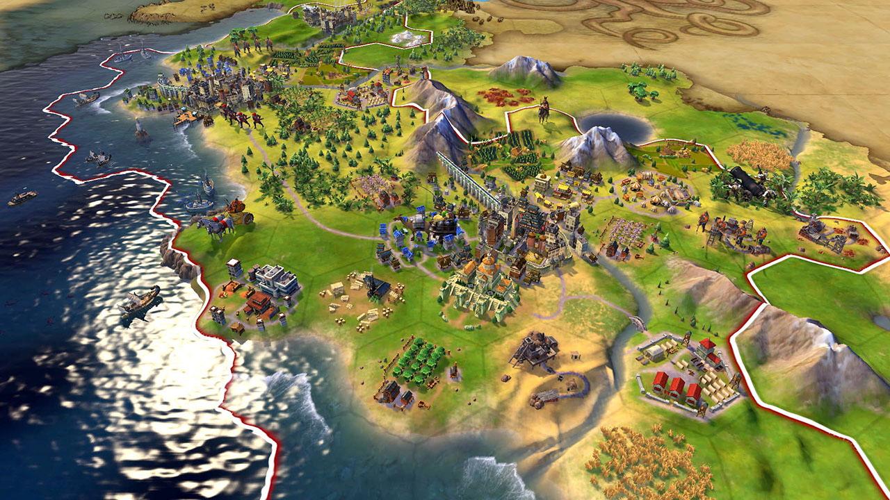 Civilization VI  è ora disponibile gratuitamente sull'Epic Games Store thumbnail