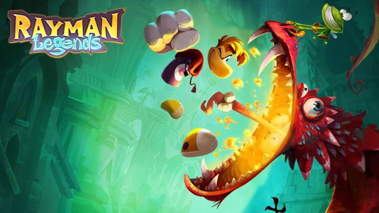 giochi gratis rayman legends