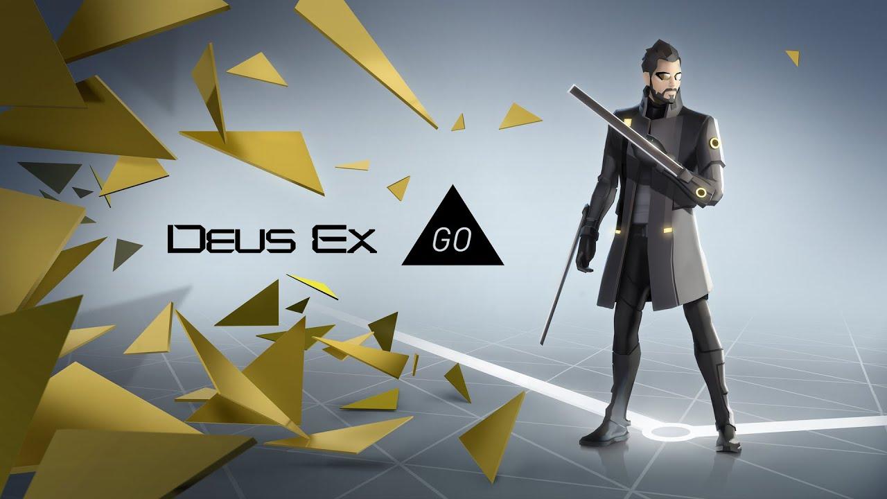 Deus Ex Go ora in regalo su iOS e Android thumbnail