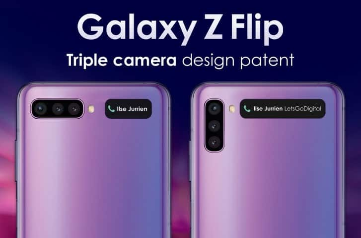 Samsung Galaxy Z Flip 2 sarà così? thumbnail