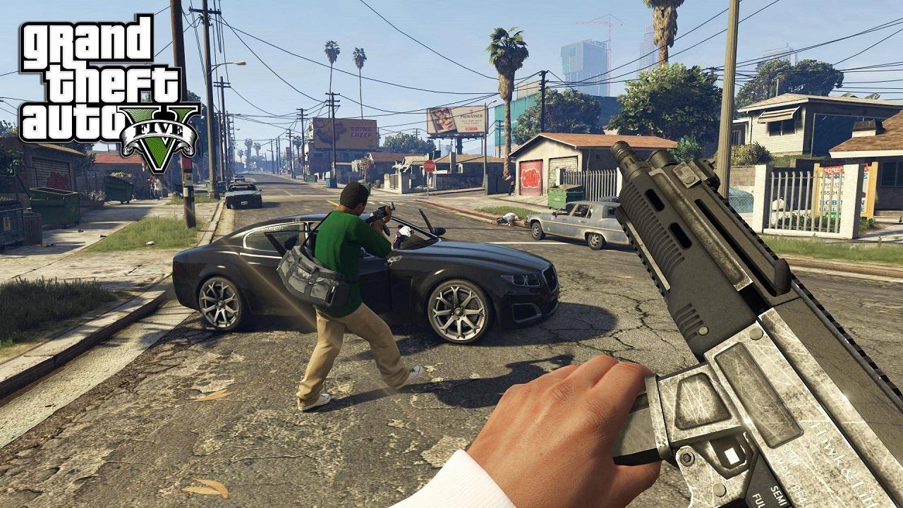Grand Theft Auto 5 ora disponibile gratuitamente sull'Epic Games Store thumbnail