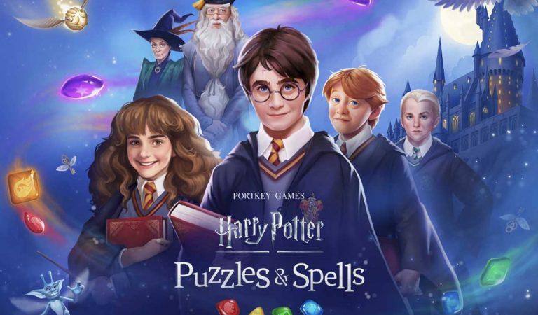 Harry Potter Puzzles & Spells è il nuovo titolo per smartphone