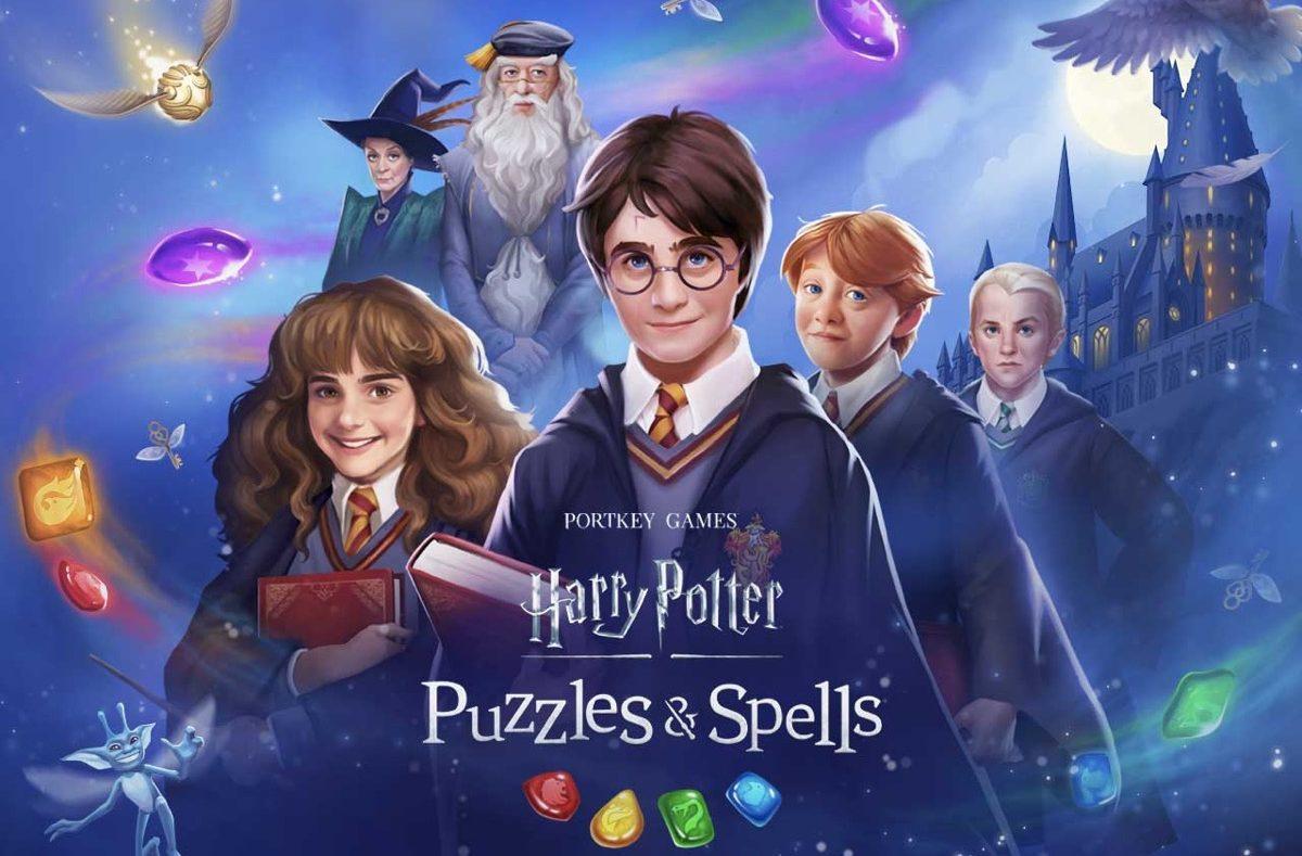 Harry Potter Puzzles & Spells è il nuovo titolo per smartphone thumbnail