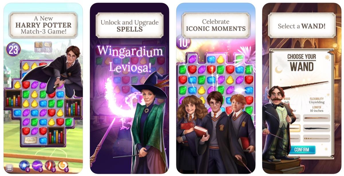 Harry Potter Puzzles