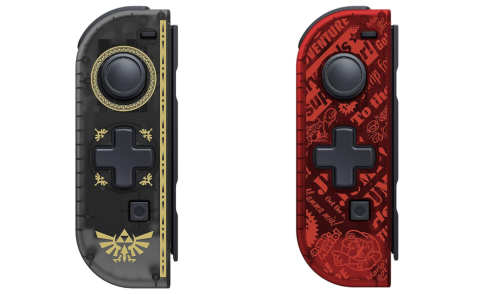 hori joy-con dpad accessori Nintendo Switch