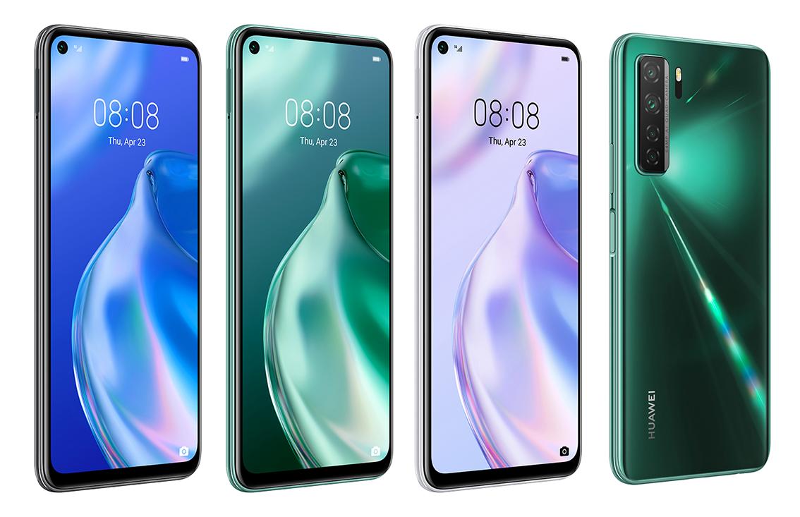 Huawei P40 Lite 5G ufficiale: caratteristiche, prezzo e disponibilità thumbnail