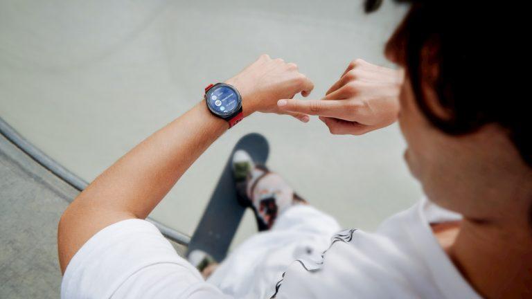 huawei smartwatch funzionalità ossigeno foto