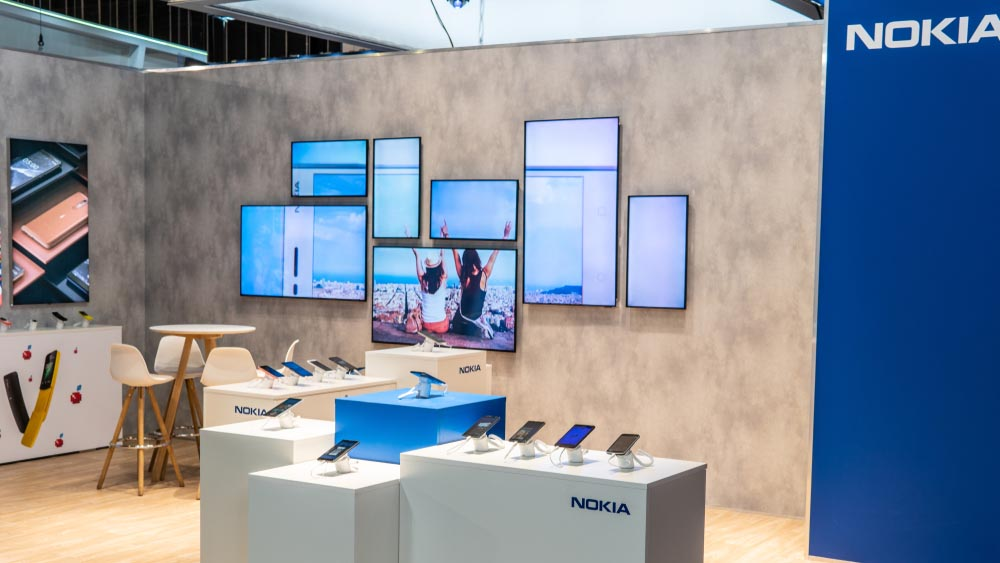 Nokia 6.2 stand ifa