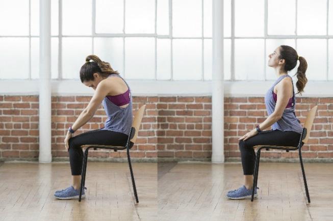 Cinque esercizi di respirazione e stretching da fare alla scrivania thumbnail
