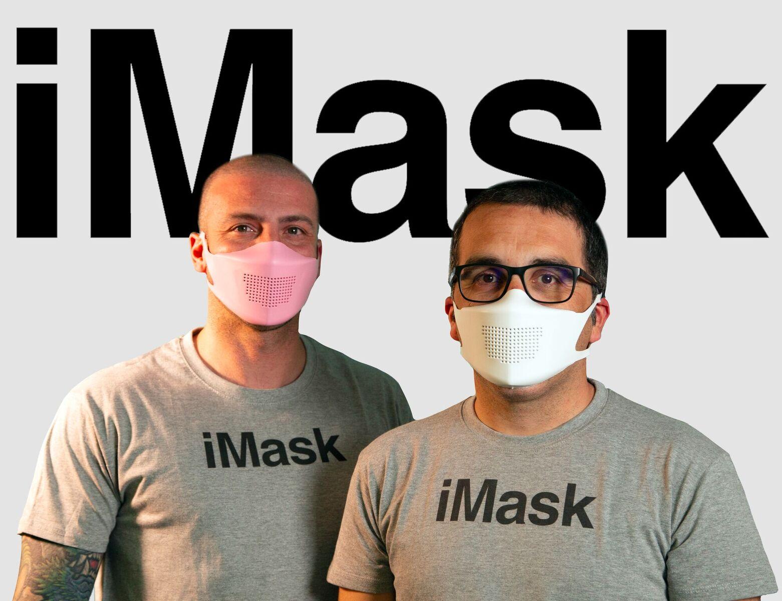 iMask non è solo una mascherina lavabile, è eterna ed è Italiana thumbnail