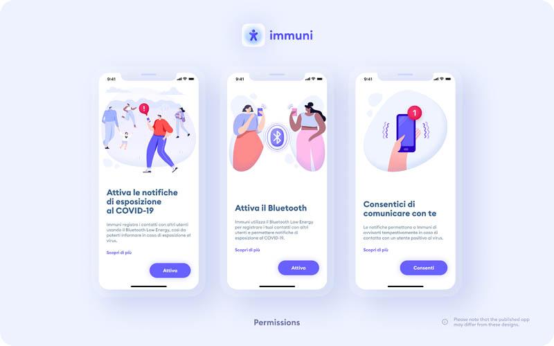 immuni app immuni app