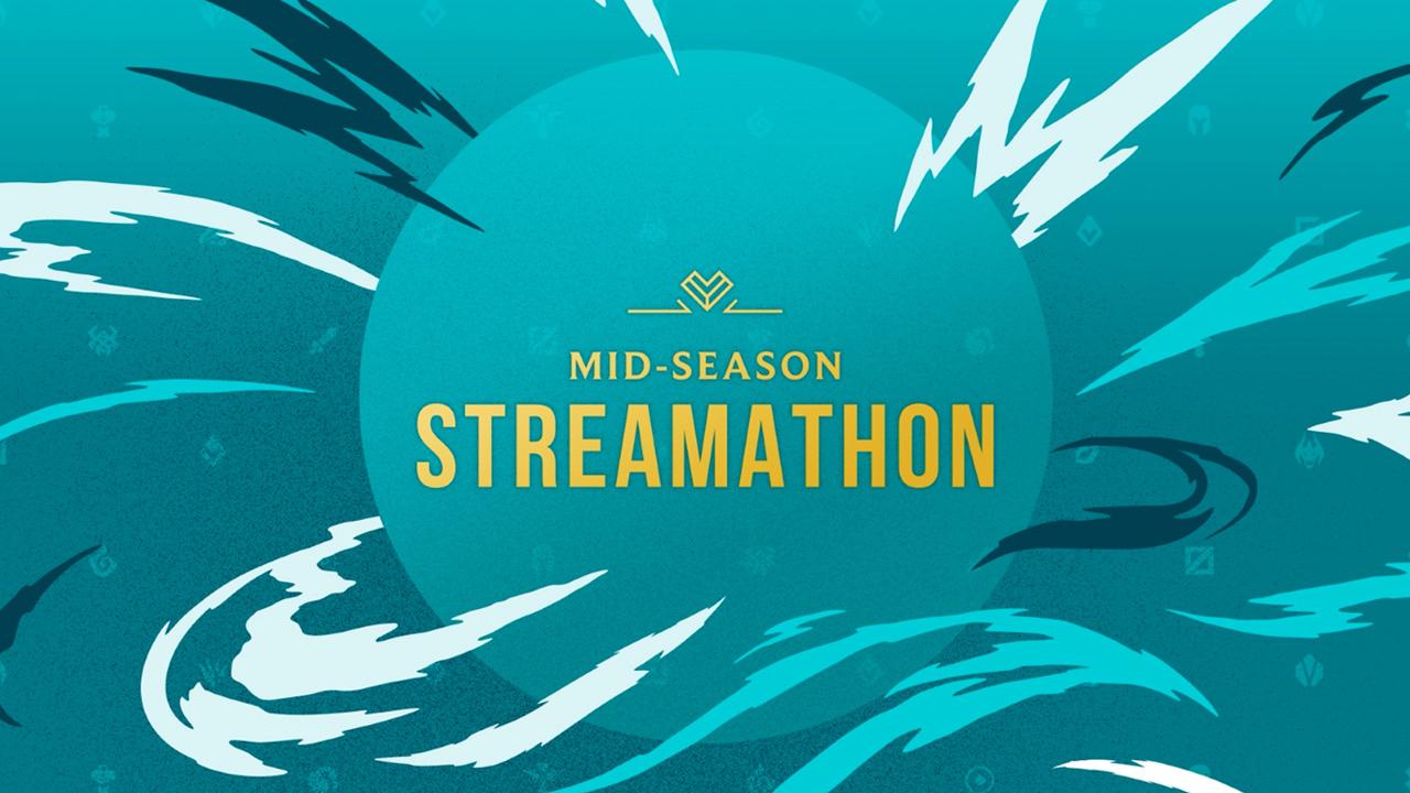 Tutto pronto per la maratona benefica di League of Legends thumbnail
