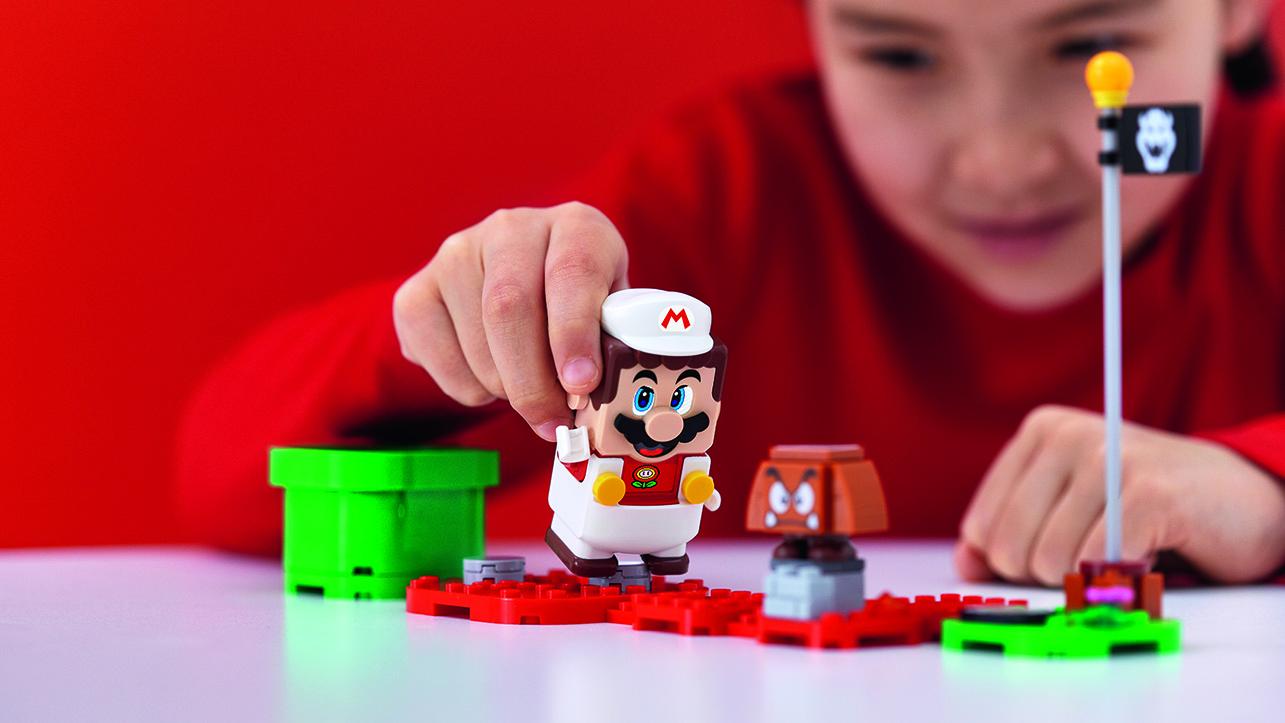 Il mondo di LEGO Super Mario si allarga thumbnail