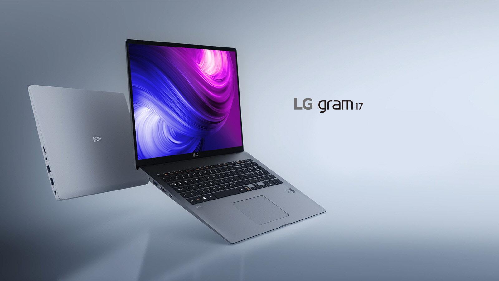 lg gram 2020 notebook ultraleggeri