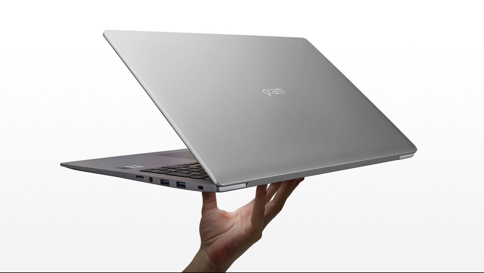 Disponibili i nuovi notebook ultraleggeri LG gram thumbnail
