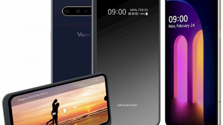 lg v60 nuovo smartphone italia