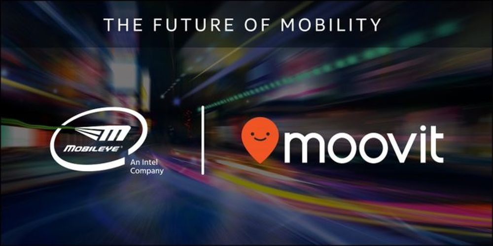 Intel acquisisce Moovit (e i suoi dati) per 900 milioni di dollari thumbnail