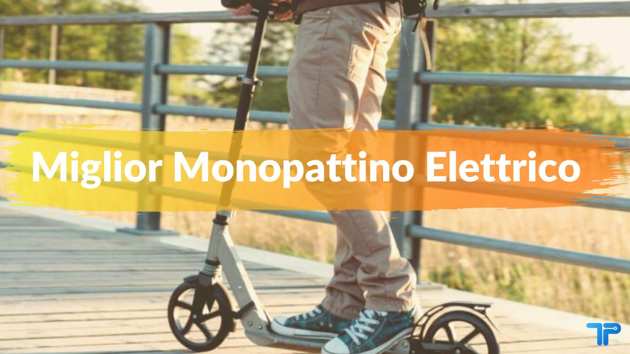 Miglior monopattino elettrico: quale comprare? thumbnail
