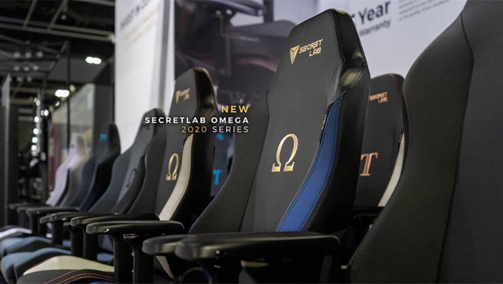 migliore sedia da gaming secretlab-2020-series-fi