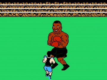 mike tyson's punch out ritorno
