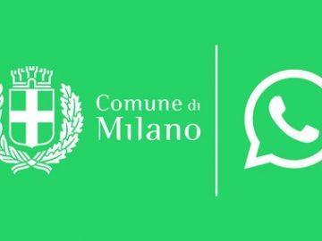 comune di milano whatsapp