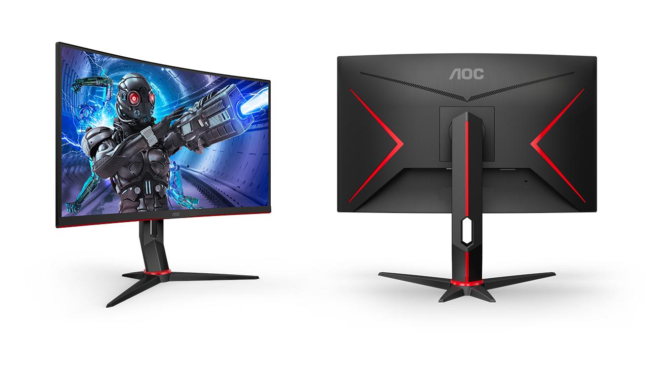 I nuovi monitor AOC sono mozzafiato thumbnail