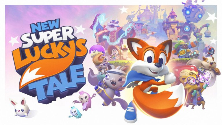 new super lucky's tale playstation