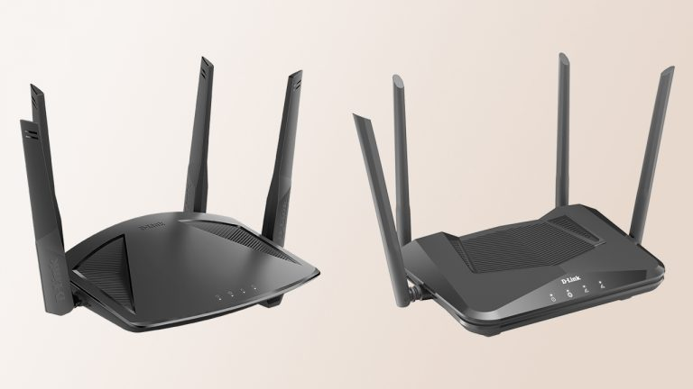 nuovi router d-link