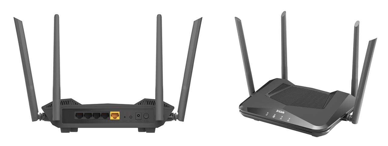 nuovi router d-link dir-x1560