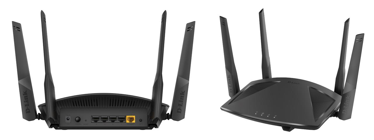 nuovi router d-link dir-x1860
