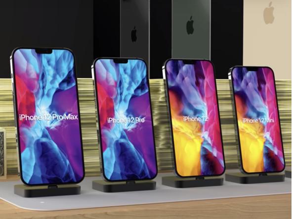 iPhone 12, nuove informazioni sui display AMOLED e sui diversi modelli thumbnail