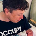nuovo nome figlio Elon Musk