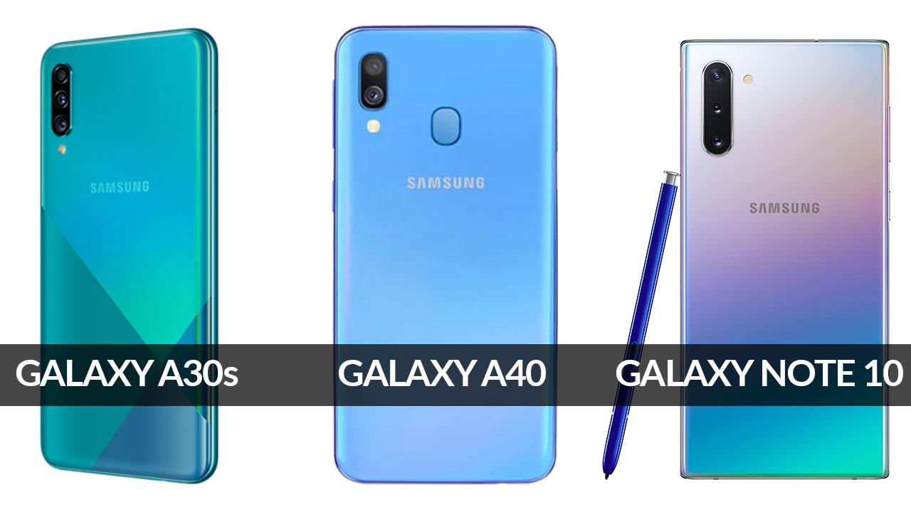 Smartphone Samsung in offerta
