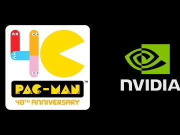 pac-man look nvidia intelligenza artificiale