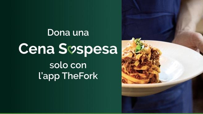 "TheFork lancia l'iniziativa ""cena sospesa"" thumbnail"