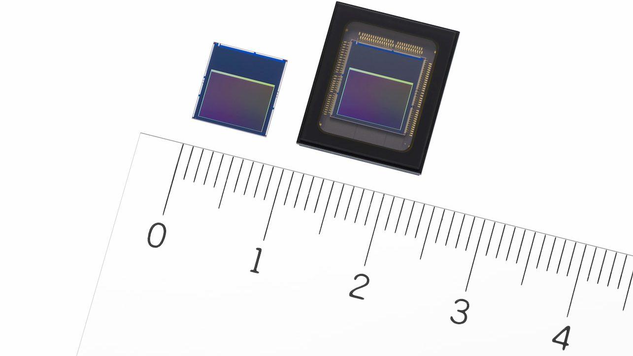 I nuovi sensori Sony sfruttano l'intelligenza artificiale thumbnail