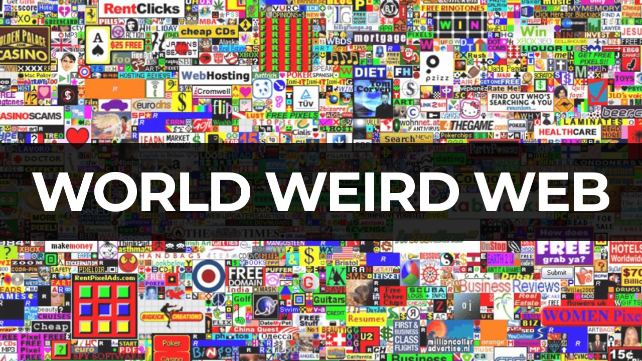 World Weird Web, i siti più strani e assurdi di internet thumbnail