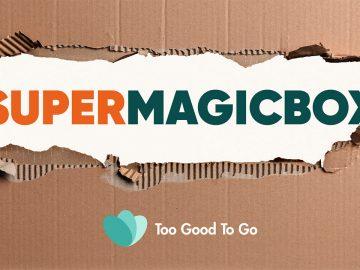 super magic box too good to go spreco alimentare