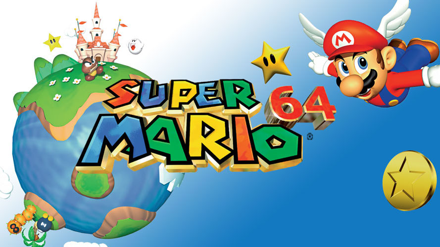 Super Mario 64: Nintendo blocca il porting 4K per PC thumbnail