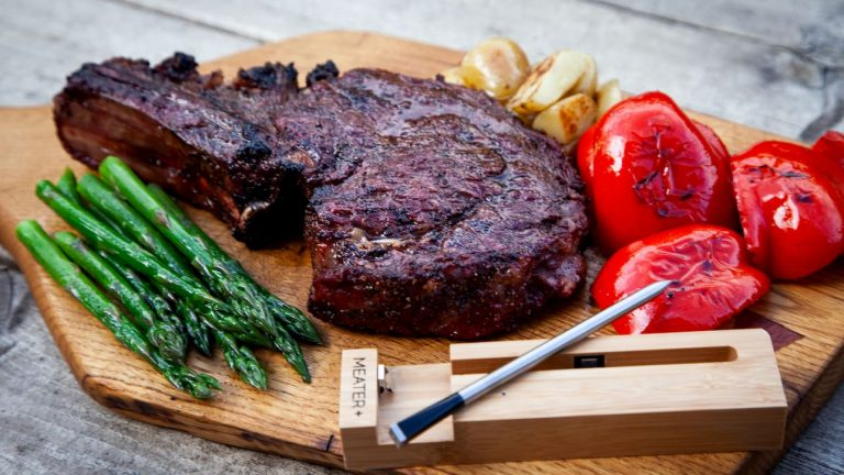 termometro carne wireless meater