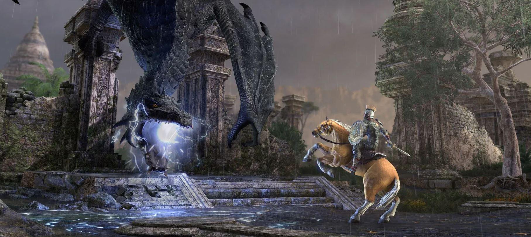The Elder Scrolls Online in arrivo su Google Stadia thumbnail